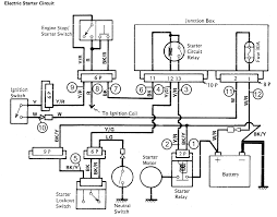 now won't start loose wire test starter? page 2 kawasaki on simple 12 volt switch with 2 points wiring diagram
