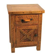 furniture in style. Barn Door Nightstand Furniture In Style