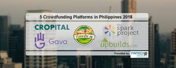 Free Crowdfunding Sites Top 5 Crowdfunding Platforms In Philippines 2018 Fintech