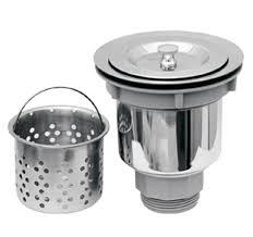 Help Kitchen Sink Lock Nut On Drain Flange Wonu0027t Tighten  Terry Stainless Steel Kitchen Sink Basket Strainer