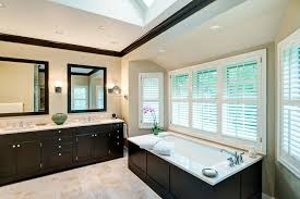 Wood Mode Cabinets Transitional Spa Bathroom Barrington Il Better Kitchens