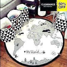rugs target round world rug kids child game mats diameter inches j childrens furniture