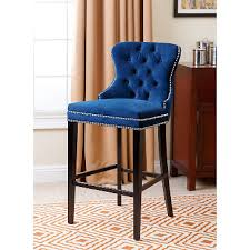 tufted bar chairs.  Bar Milano Tufted Bar Stool Assorted Colors On Chairs I
