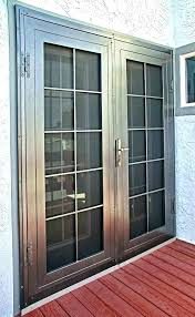 Exotic Security Door For Sliding Door Burglar Bars For Sliding Glass