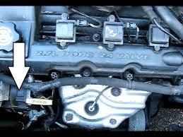 how to replace the alternator on a 2 7l chrysler engine sebring 2007 Chrysler Sebring Alternator Wiring Schematic how to replace the alternator on a 2 7l chrysler engine sebring, intrepid, stratus 1998 2010 Alternator for Chrysler Sebring