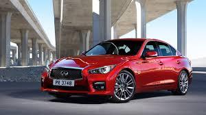 Infiniti introduces 400-hp Q50 Red Sport sedan and QX60 SUV | Autoweek