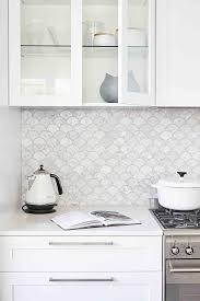 white kitchen backsplash ideas. Modren Backsplash Backsplash Ideas White Mosaic Brick Tile Throughout Remodel 10  Inside Kitchen K