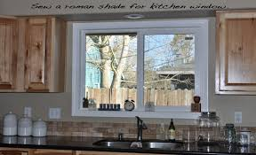 Kitchen Window Dressing Ideas For Kitchen Window Sills A Cervantesofspain Kitchen Site