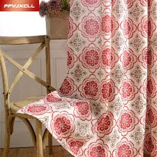 Yellow And Red Kitchen Curtains Compare Prices On Yellow Kitchen Curtains Online Shopping Buy Low