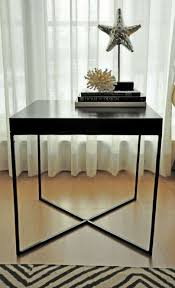 dazzling clear plastic coffee table 20 ikea lack table hacks