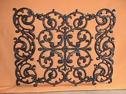 iron fireplace screens. Bird Of Paradise Fireplace Screen Within Cast Iron Decor 7 Screens