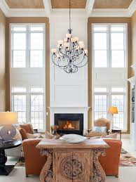 Two Story Living Room Curtains Curtains Ideas For Large Windows Curtains Elegant Large Living