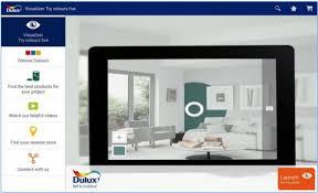 Wall Color App dulux visualizer app - nda blog