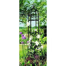 Small Picture Garden Design Garden Design with Attach the legs Garden Obelisk