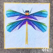 Gossamer Wings mini quilt pattern | Flying Parrot Quilts | Art ... & Gossamer Wings mini quilt pattern | Flying Parrot Quilts Adamdwight.com