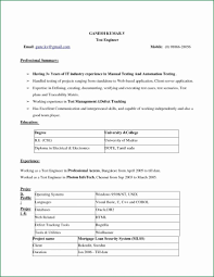 12 Elegant Resume Free Download Format In Ms Word Resume Format