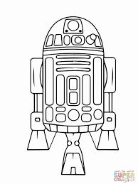Small Picture Astromech Droid R2d2 Coloring Online Super Coloring 277915 R2d2