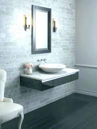Modern Bathroom Wall Sconce Decor Impressive Decoration