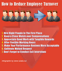 how to reduce employee turnover