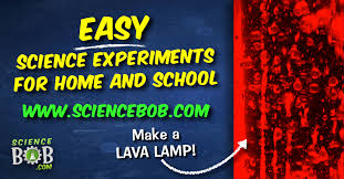 easy science experiments you can do at home or at school