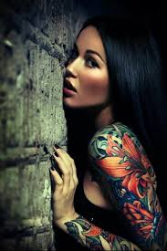 фото девушка с татуировками 16062019 009 Women With Tattoo
