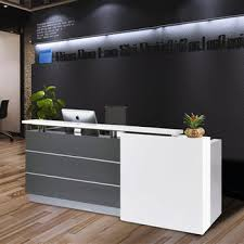 office counter designs. Interesting Office High Quality Office Furniture Counter Design For Reception With Office Counter Designs Alibaba