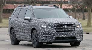2018 subaru ascent release date. unique release 2018 subaru ascent front inside subaru ascent release date i