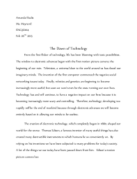 grade essay technology essay grade com writing worksheets grade essay technology essay grade amanda iliadis ms nard eng3u104 feb 26th 2013 the dawn of technology from