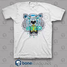 Kenzo Size Chart Kenzo T Shirt Adult Unisex Size S 3xl