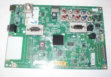 lg tv motherboard. lg 42pa450c plasma tv mainboard ebt61855490 / eax64696604(1.0) lg tv motherboard