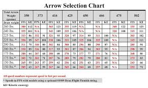 55 You Will Love Crossbow Bolt Selection Chart