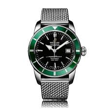 mens breitling watches the watch gallery breitling superocean heritage automatic stainless steel black dial mens watch a1732136 ba61 154a