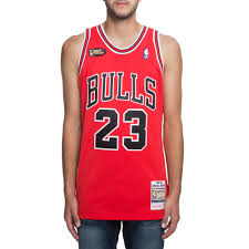 Mitchell And Ness Jordan Chicago Bulls Jersey In 2019