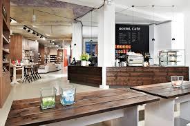 Hot Cafe Interior Design