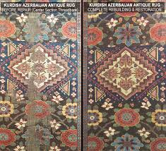 expert repair restoration of fine handmade new old and antique oriental rugs