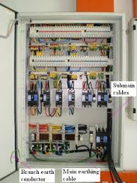 electrical installation wiring pictures pictures of electrical wiring picture 4 shows the internal wiring of a db for lighting and small power