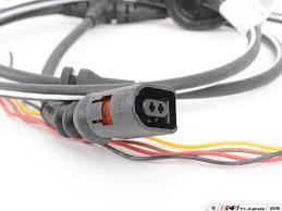 genuine volkswagen audi 3c0927903l front abs sensor wiring es 2563582 3c0927903l front abs sensor wiring harness left relays abs