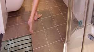 how to install heated floors warmup throughout tile floor perning to how to install heated tile floor plan