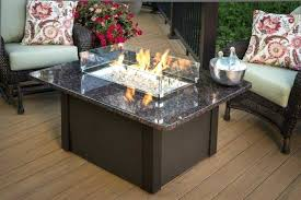 glass fire pit bowl unique outdoor high top table with dining set fireplace coffee propane pits