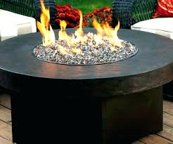 outdoor fire column copper gas target best pit images on backyard creations bonfire propane real flame