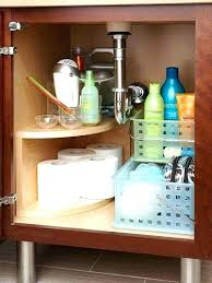 under the sink organizer bathroom under the sink bathroom organizer under bathroom sink storage