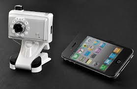 WiFi Baby Monitor + IP Camera for iPhone, iPad, Android Phone ...