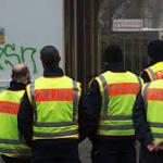 Polizei räumt besetzte Schule in Kreuzberg
