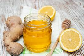 sore throat remedy ginger honey and lemon in water istock ls9907 this sore throat home remedy