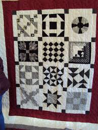 Secret Codes of the Underground Railroad | Carol C Taylor Blog & A quilt made by the Pleasant Hill Quilting Group of Linden, Texas, showing  the Adamdwight.com
