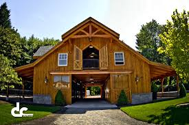 Outdoor Alluring Pole Barn With Living Quarters For Your Home Barn Plans With Living Quarters Floor Plans