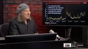 Implied Volatility Rank Implied Volatiltiy Percentile