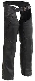 milwaukee leather heated motorcycle chaps