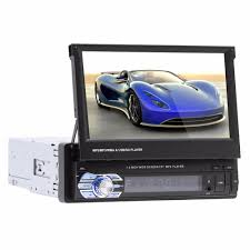 "<b>1Din Car</b> Audio HD Digital <b>7</b>"" HD Retractable Touch Screen <b>Car</b> ..."