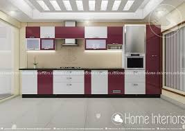 astonishing contemporary budget home modular kitchen design